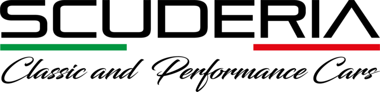 Scuderia Logo Classic and Performance Car