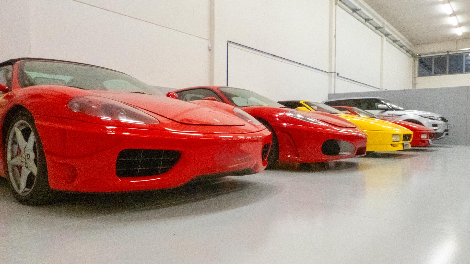 Ferrari Vendita e Consuenza